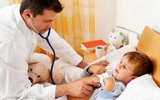 Антибиотики при бронхите у детей: как и какие принимать