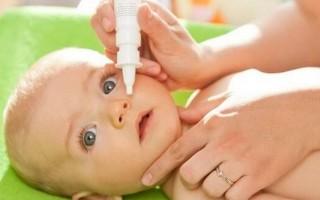 Капли в нос для детей: обзор препаратов