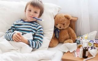 Антибиотики при гриппе и ОРВИ у детей: в каких случаях необходимы