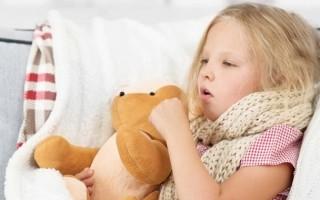 Влажный кашель у ребенка: чем и как лечить