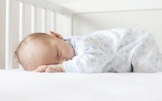Все о том сколько спит новорожденный