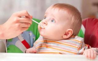 Как можно научить ребенка жевать