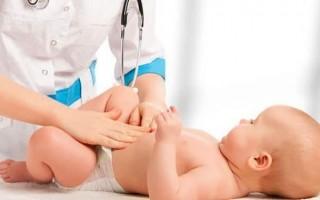 Сыпь на животе у ребенка: что делать