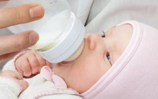 Какая смесь лучше для новорожденного