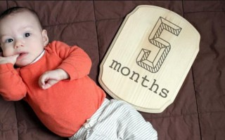 Ребенок в 5 месяцев: развитие, что должен уметь