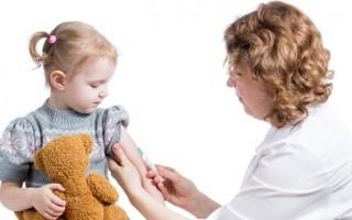 Прививка от менингита детям: нужна ли