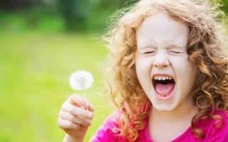 Основные симптомы аллергии у детей