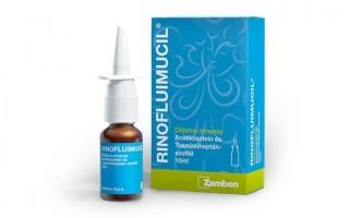 Ринофлуимуцил: инструкция по применению для детей