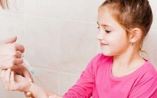 Реакция Манту: нормы и отклонения у детей