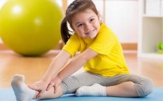 Зарядка для детей: правила и советы