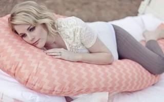 Как выбрать подушку для беременных: отзывы
