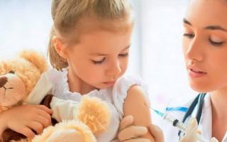 Прививка от дизентерии детям: кому и когда делать