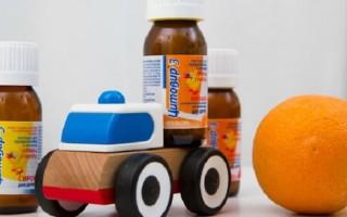 Сироп Цитовир 3: инструкция по применению для детей