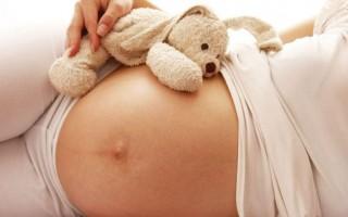 Толщина плаценты по неделям беременности