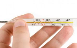 Какая должна быть базальная температура перед месячными