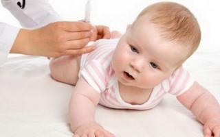 Прививка от коклюша детям: реакции, осложнения, график вакцинации