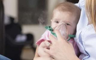 Беродуал для ингаляций: инструкция по применению для детей