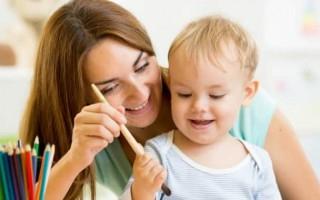 Как правильно научить ребенка говорить