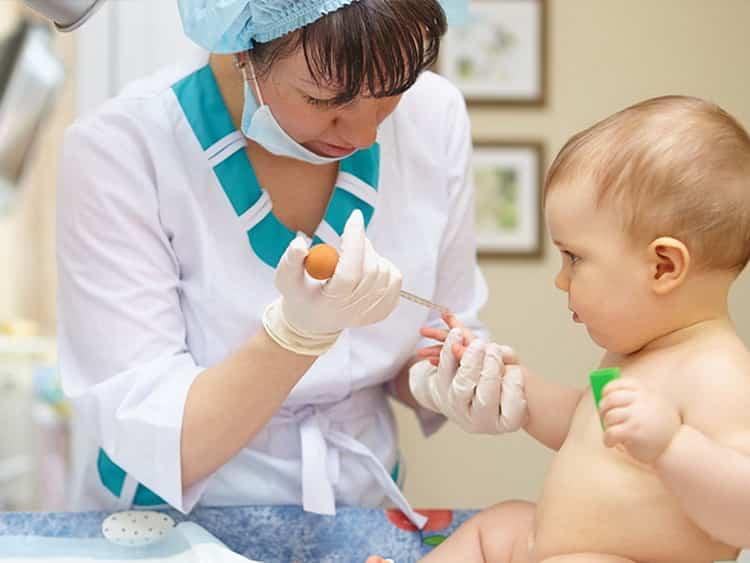 Лечение железодефицитной анемии у детей