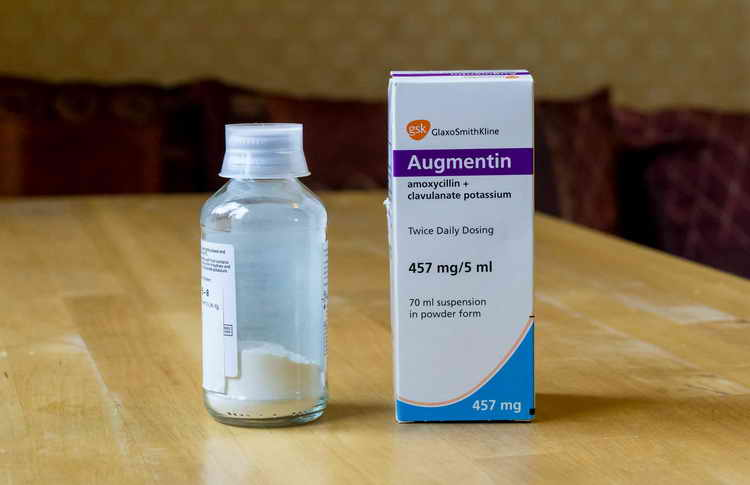 аугментин 200 суспензия дозировка для детей