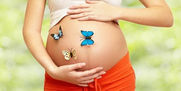 33 неделя беременности – что происходит с малышом и мамой