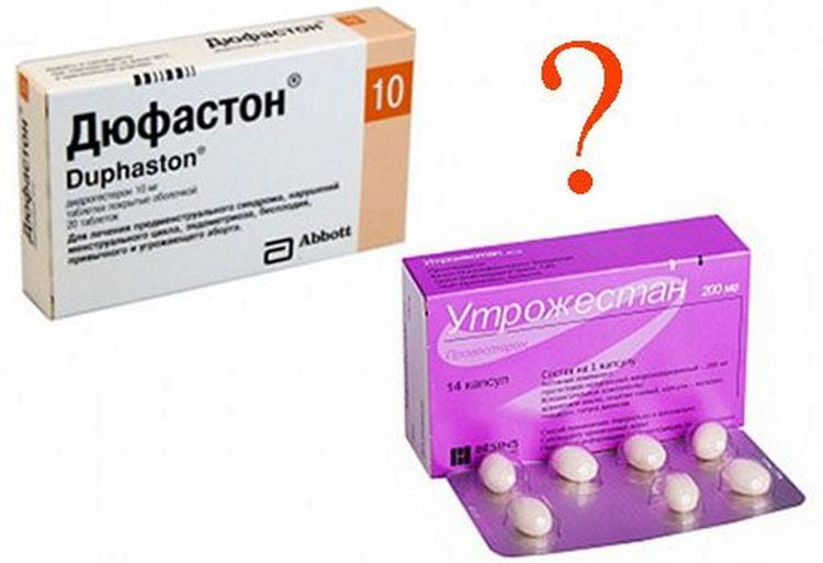 Узнайте также что лучше: Дюфастон или Утрожестан при беременности?