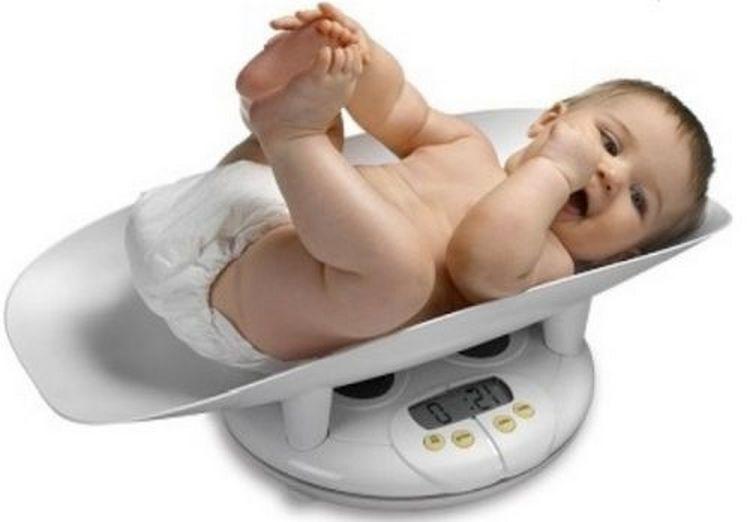Гипотрофию 2 степени у детей может диагностировать врач на основании веса и внешнего вида ребенка.