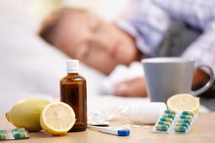 Можно ли принимать антибиотики для детей при орви и гриппе