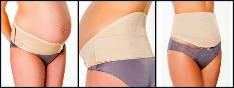 Одним из хороших способов, как убрать живот и бока после родов, является универсальный бандаж.