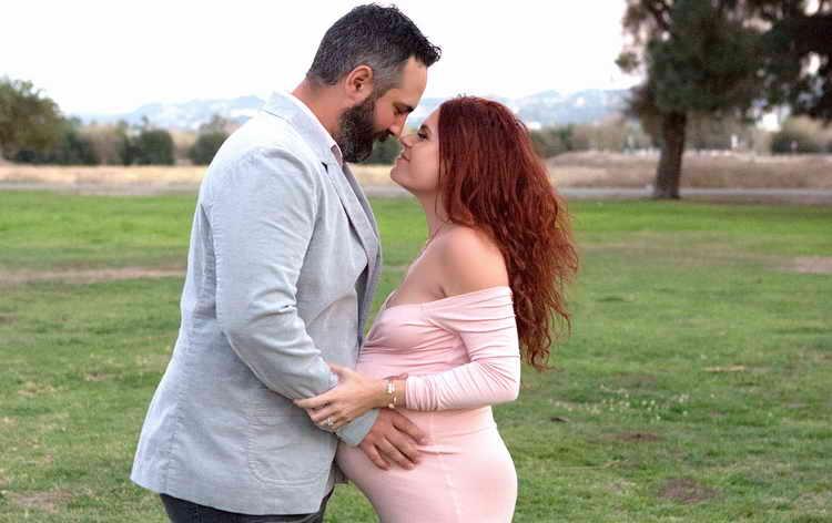 Образ жизни женщины на позднем сроке беременности