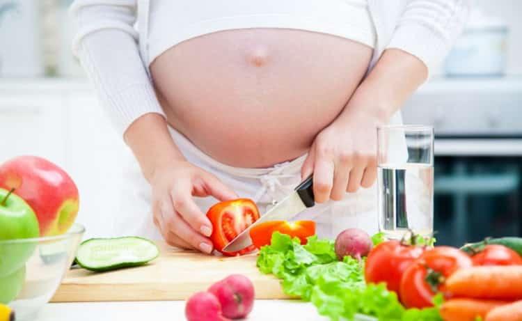 Как организовать правильное питание для беременных