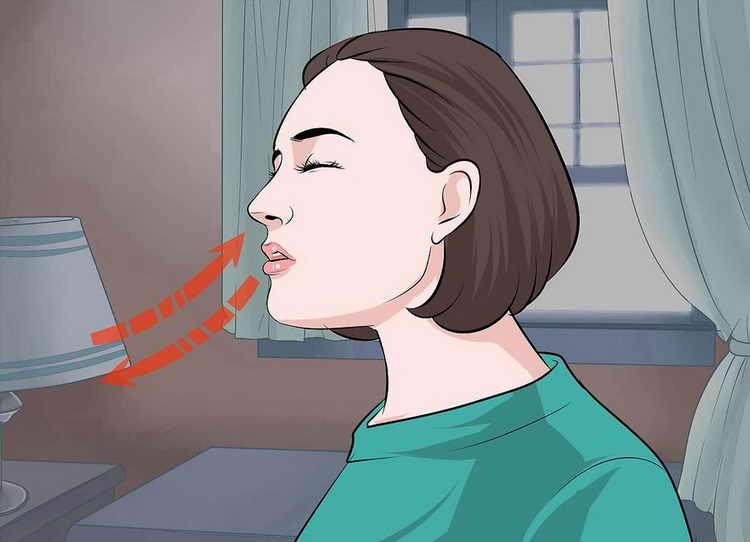 как дышать при схватках и родах