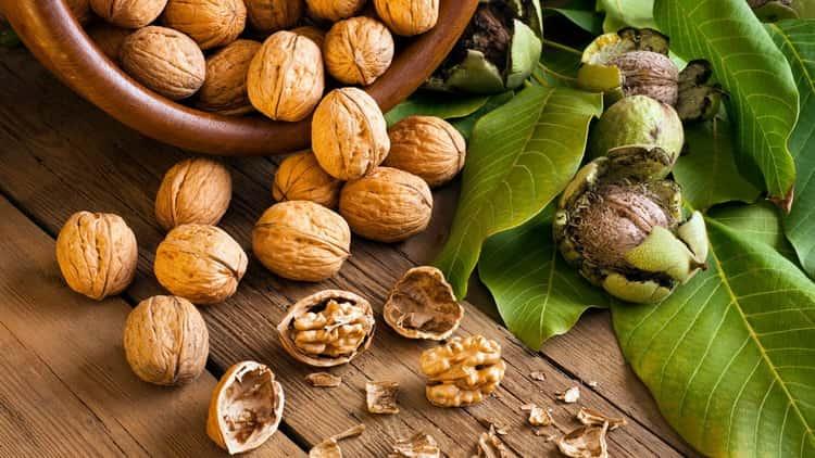 польза грецких орехов для беременных