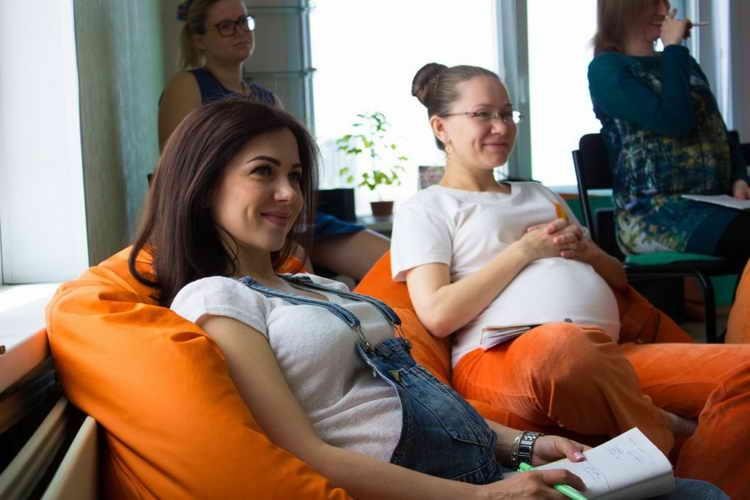 как морально подготовиться к родам
