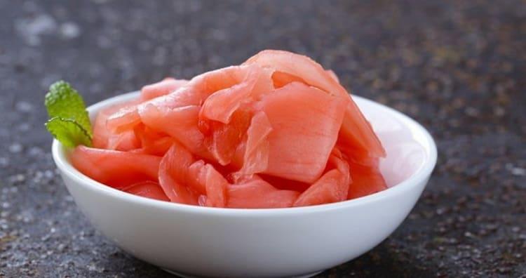 можно ли беременным кушать маринованный имбирь