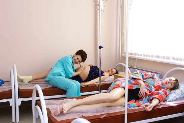 Зачем лечить многоводие при беременности