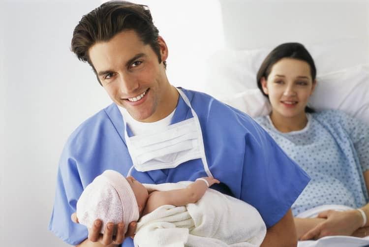 Все о том можно ли мужу присутствовать на родах