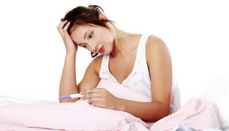 основные симптомы бесплодия у женщин