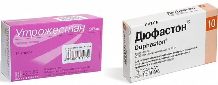 Многих волнует вопрос о том, что лучше принимать: Дюфастон или Утрожестан при планировании беременности.
