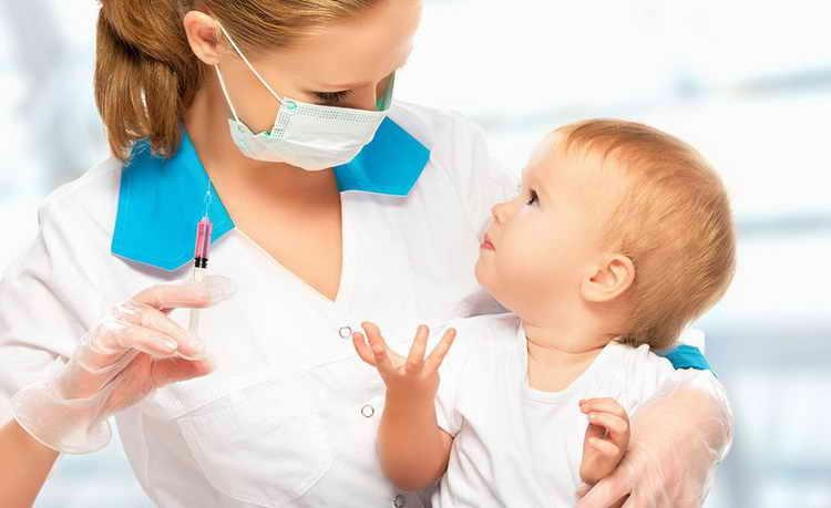 прививка полиомиелит реакция у детей