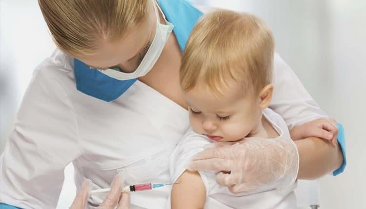 от чего делают детям прививку превенар