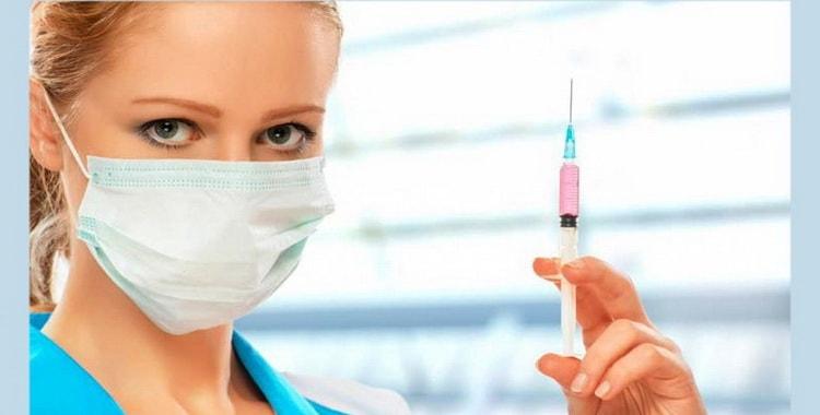 Прививка от дифтерии детям: когда вакцинировать, реакция
