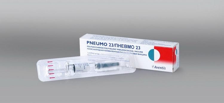 Возможная реакция на пневмококковую прививку детям