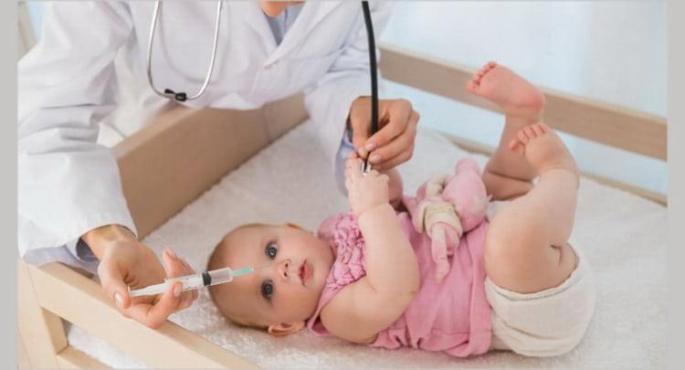 Как делают прививку против пневмококковой инфекции детям
