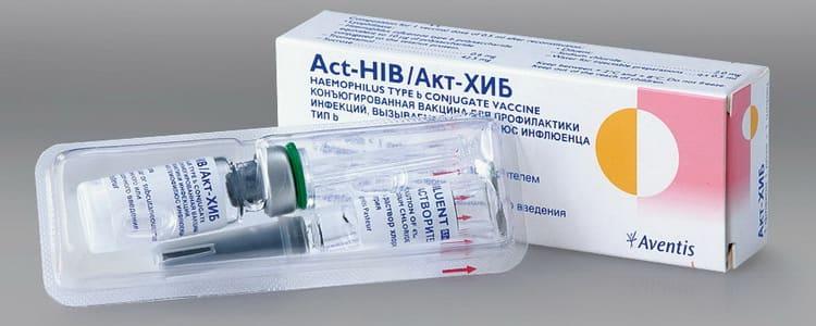 вакцина Акт-ХИБ