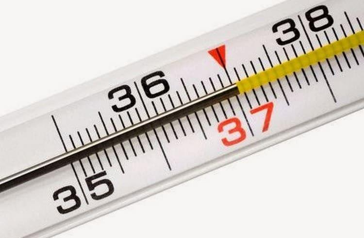 Базальная температура на ранних сроках беременности должна держаться не ниже показателя в 37 градусов.