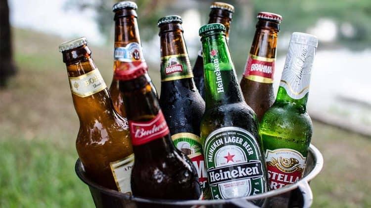Если уж очень хочется пива, то стоит очень внимательно подойти к выбору.