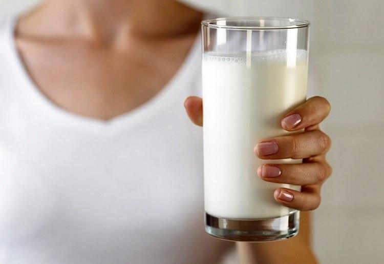 Разрешены и молочные продукты.