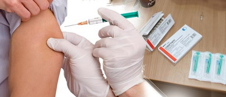 Вакцинация может проводиться для детей уже с шести месяцев.