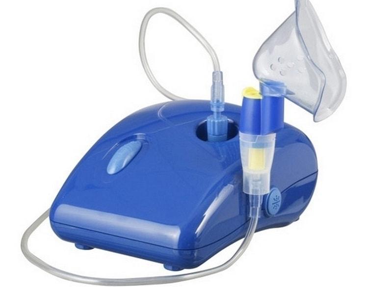 В некоторых случаях против аллергии помогают ингаляции со специальными препаратами.